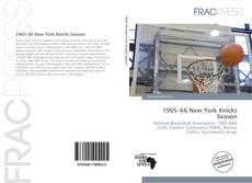 Buchcover von 1965–66 New York Knicks Season
