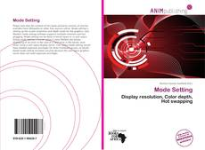 Bookcover of Mode Setting