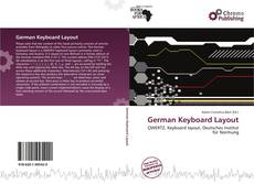 Bookcover of German Keyboard Layout