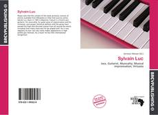 Bookcover of Sylvain Luc