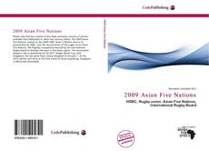 Bookcover of 2009 Asian Five Nations