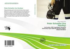 Couverture de Peter Schaefer (Ice Hockey)