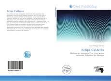 Portada del libro de Felipe Calderón