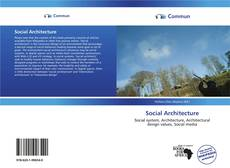 Couverture de Social Architecture