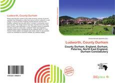 Copertina di Ludworth, County Durham
