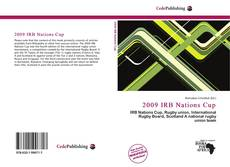 Bookcover of 2009 IRB Nations Cup
