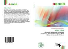 Vlad Filat kitap kapağı