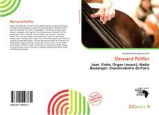 Bookcover of Bernard Peiffer