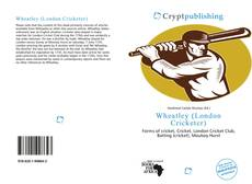 Wheatley (London Cricketer) kitap kapağı