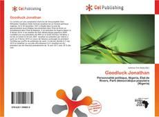 Обложка Goodluck Jonathan
