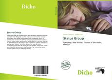 Bookcover of Status Group