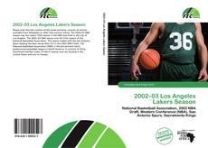 Couverture de 2002–03 Los Angeles Lakers Season
