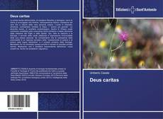 Bookcover of Deus caritas