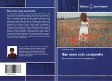 Bookcover of Non sono solo canzonette