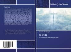 Bookcover of Io credo
