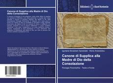 Capa do livro de Canone di Supplica alla Madre di Dio della Consolazione