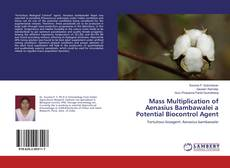 Bookcover of Mass Multiplication of Aenasius Bambawalei a Potential Biocontrol Agent