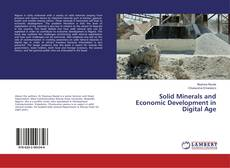 Couverture de Solid Minerals and Economic Development in Digital Age