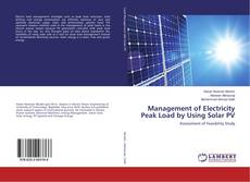 Copertina di Management of Electricity Peak Load by Using Solar PV