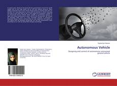 Copertina di Autonomous Vehicle