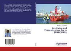 Couverture de Curriculum and Environment are Key to Career Choice