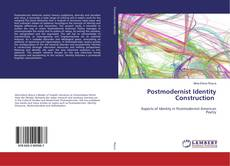Bookcover of Postmodernist Identity Construction