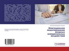 Bookcover of Имитационное моделирование входных измерительных воздействий