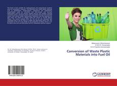 Capa do livro de Conversion of Waste Plastic Materials into Fuel Oil