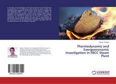 Bookcover of Thermodynamic and Exergoeconomic Investigation in FBCC Steam Plant