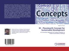Couverture de 3E - Planetearth Concept for Sustainable Development