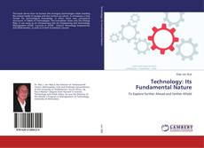 Couverture de Technology: Its Fundamental Nature