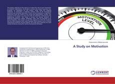 Обложка A Study on Motivation
