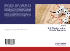 Portada del libro de Risk Sharing in the Circular Economy