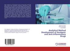 Couverture de Analytical Method Development of Analgesic and Anti-Inflammatory Drugs