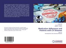 Couverture de Medication Adherence and Patients with CV Diseases