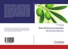Olive Oil Sensory Evaluation kitap kapağı
