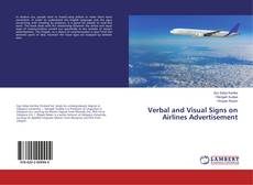 Verbal and Visual Signs on Airlines Advertisement kitap kapağı