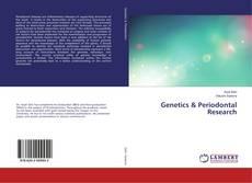 Capa do livro de Genetics & Periodontal Research