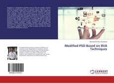 Couverture de Modified PSO Based on BVA Techniques