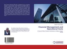 Buchcover von Financial Management and Operational Costs