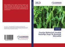 Fasulye Bakteriyel Yanıklık Hastalığı (Xap) ile Biyolojik Mücadele kitap kapağı