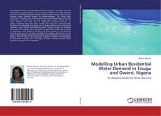 Portada del libro de Modelling Urban Residential Water Demand in Enugu and Owerri, Nigeria