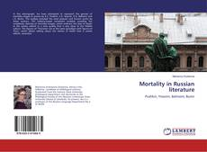 Bookcover of Mortality in Russian literature