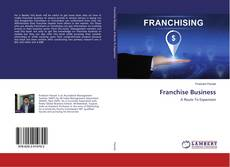 Buchcover von Franchise Business
