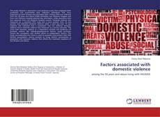 Couverture de Factors associated with domestic violence