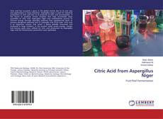 Bookcover of Citric Acid from Aspergillus Niger
