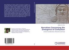 Couverture de Narratives Concerning the Emergence of Civilization