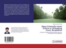 Copertina di Algae (Catenella nipae) Culture in Chittagong Coast, Bangladesh