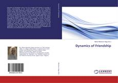 Couverture de Dynamics of Friendship