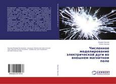 Portada del libro de Численное моделирование электрической дуги во внешнем магнитном поле